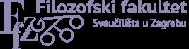 Filozofski fakultet Sveučilišta u Zagrebu Logo
