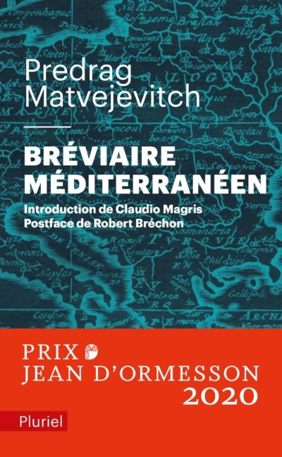 Naslovnica knjige ''Bréviaire méditerranéen'' autora Predraga Matvejevića