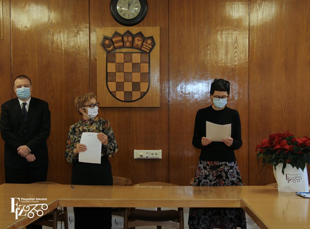 Dodjela nagrada i priznanja studentima i zaposlenicima Fakulteta