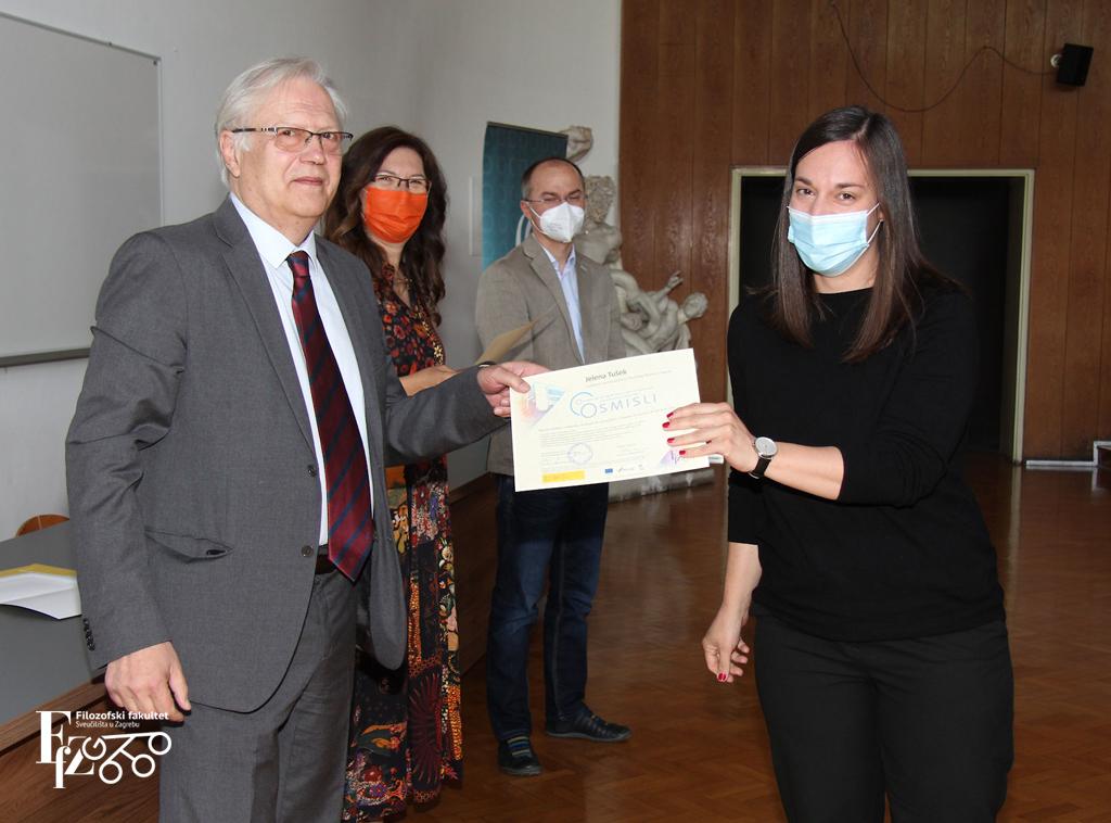 38_Projekt ''Izazovi za društvene i humanističke znanosti : novi studiji i sustav kvalitete Filozofskog fakulteta u Zagrebu''