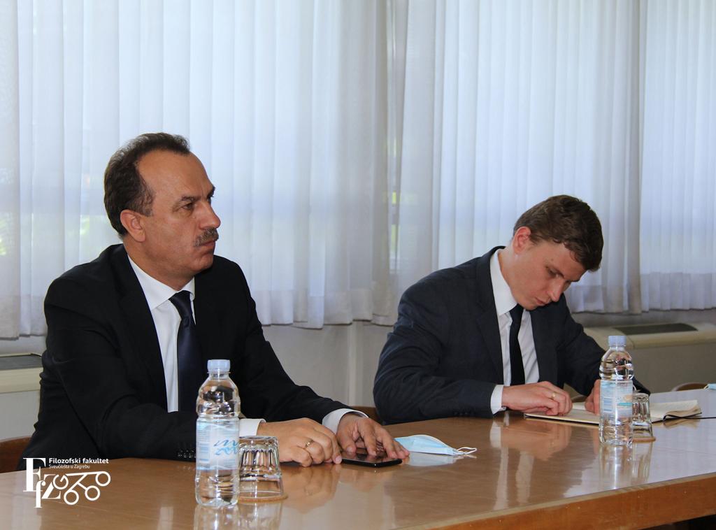 06_Posjet Veleposlanika Ukrajine Filozofskome fakultetu